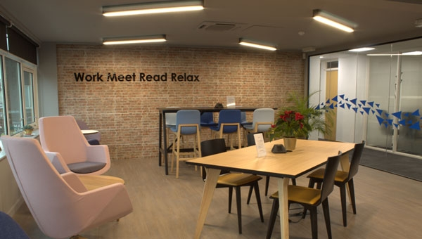 Serviced office provider, Airivo launches new Community Business Lounge in Chiswick