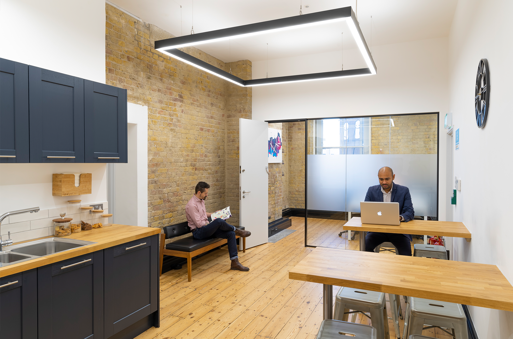 Serviced Offices at Great Eastern Street