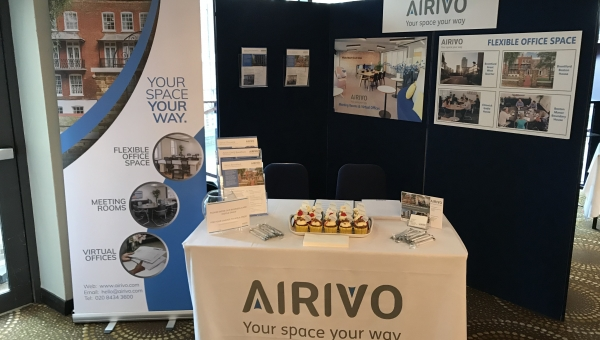 Airivo Attend The Hounslow Festival of Business