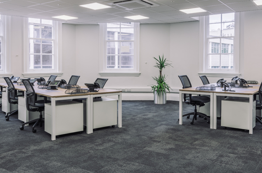 shared office birmingham